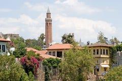 Scenic view of Antalya Turkey Stock Photo