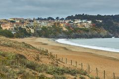 Baker Beach, San Francisco Stock Image