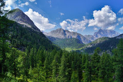 Scenic view, Bavaria, Germany Royalty Free Stock Image
