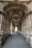 Archway in Vienna stock photography