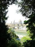 Scenic view of the city and the Cathedral, Florence, Italy