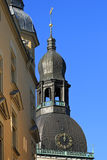 Scenic view of Dome cathedral, Riga (Latvia) Stock Photo