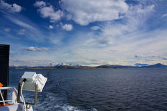 Norwegian coast Stock Photos