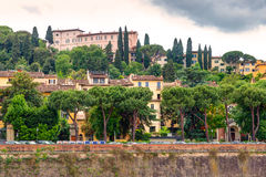 Scenic view of Florence Stock Photography