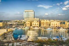 Scenic view of Gallipoli, Salento, Italy Royalty Free Stock Image