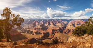 Scenic view Grand Canyon National Park, Arizona, USA Stock Images