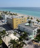 Hollywood Beach FL Stock Photography