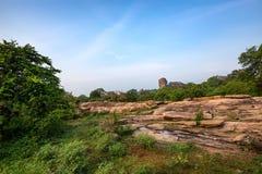 Landscape Yala National Park, Sri Lanka Royalty Free Stock Image