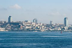 Scenic view in Istanbul Stock Photos