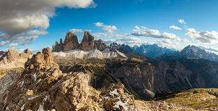 Scenic view of Italian Royalty Free Stock Images