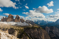 Scenic view of Italian Royalty Free Stock Photography