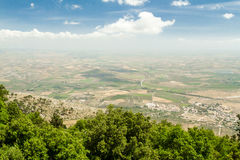 Erice in Sicily Stock Photo