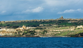 Scenic view from Malta Royalty Free Stock Photography