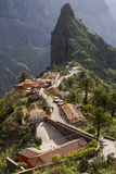 Scenic view of Masca, Tenerife, Canary Islands, Spain Stock Photography