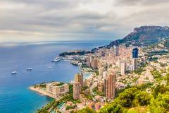 Scenic View Of Monte Carlo-Monte Carlo,Monaco Stock Photos