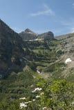 Mount Timpanogas. Scenic view of Mount Timpanogas Stock Photos