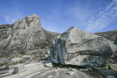 A scenic view of the Mt Kinabalu – Borneo, Malaysia – Seven summits. / Landscape Stock Photos