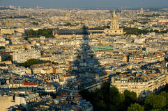 Scenic view of Paris Royalty Free Stock Photography