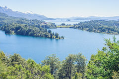 Scenic View in Patagonia Stock Photography