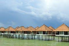 Scenic view of Port Dickson, Malaysia Stock Image