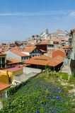 The scenic view of porto city Royalty Free Stock Photography