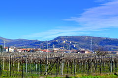 Scenic view Veneto Italy Royalty Free Stock Photography