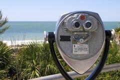 Scenic Viewer Horizontal Stock Image