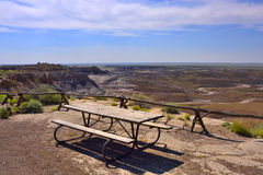 Scenic Viewpoint Royalty Free Stock Photo