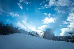 Scenic views around sugar mountain ski resort in north carolina. Scenic views around  sugar mountain ski resort in north carolina mountains Stock Image