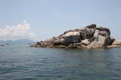 Scenic views of the coastline of archipelago Koh Lipe Island Royalty Free Stock Photography