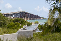 Scenic Views Of The Florida Keys Stock Photography