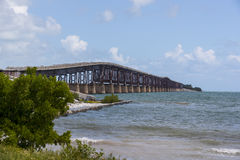 Scenic Views Of The Florida Keys Stock Image