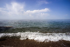 Scenic views of the sea Stock Photo