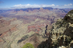 Scenic Vista of Grand Canyon Royalty Free Stock Photos