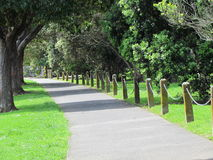 A Scenic walkway Stock Photos