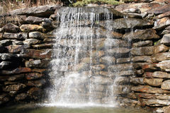 Scenic waterall Royalty Free Stock Photo