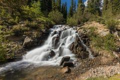 Mountain Waterfall Landscape Royalty Free Stock Photos