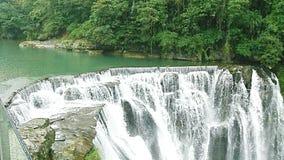 Scenic waterfalls Royalty Free Stock Photos