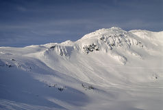 Scenic-Whistler mountain Stock Images