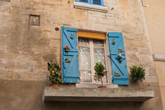 Scenic window Royalty Free Stock Images