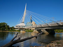 Scenic Winnipeg Royalty Free Stock Image