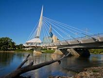Scenic Winnipeg royalty free stock image