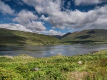 Scenics в Connemara западной Ирландии Стоковая Фотография RF