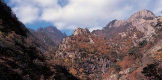 Scenics. Autumn stock photography