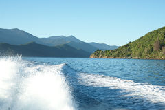 Scenics de Nova Zelândia. fotografia de stock royalty free