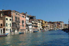 Scenics de Veneza Imagens de Stock
