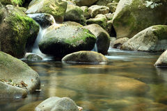 Scenics del río   Imagenes de archivo