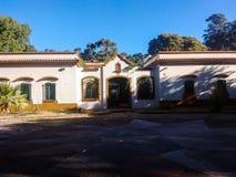 Scenics från Quequen arkivbilder