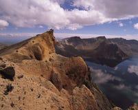 Scenics. Mountain royalty free stock photos
