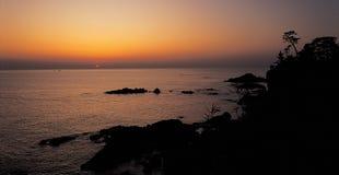 Scenics. Sea stock image
